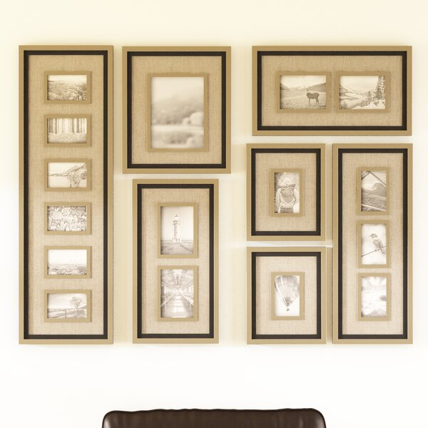 Embrey Collage Picture Frame (Set of 7) by Darby Home Co