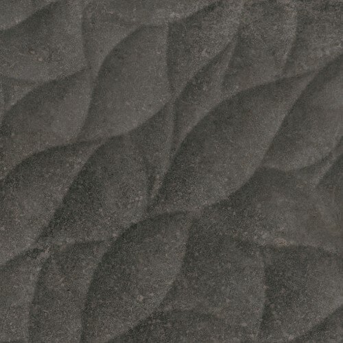 Quarz Strata 12 x 36 Ceramic Tile in Antracita by Madrid Ceramics