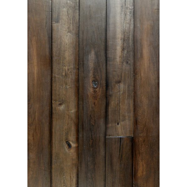 Vineyard 7.5 Engineered Maple Hardwood Flooring in Barbera by Albero Valley