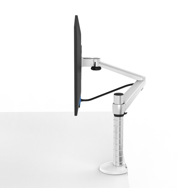 LCD Desktop Mounting System by Mingo Lab
