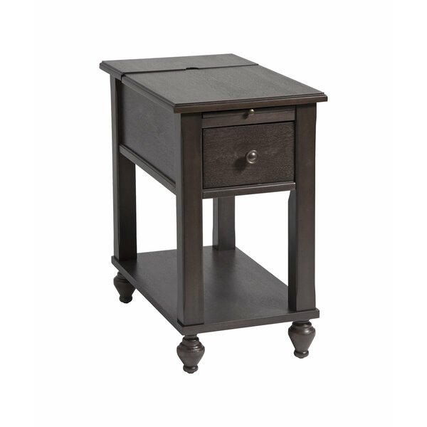 Montevallo End Table With Storage By Darby Home Co