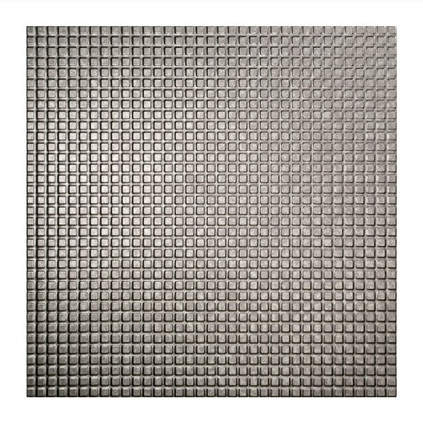 Square 2 ft. x 2 ft. Lay-In Ceiling Tile in Galvan