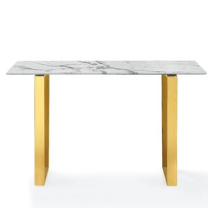 Vonnie Console Table by Everly Quinn