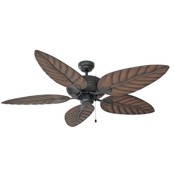 52 Martinique 5-Blade Ceiling Fan by Design House