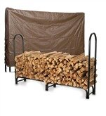 Large Log Rack by Plow & Hearth