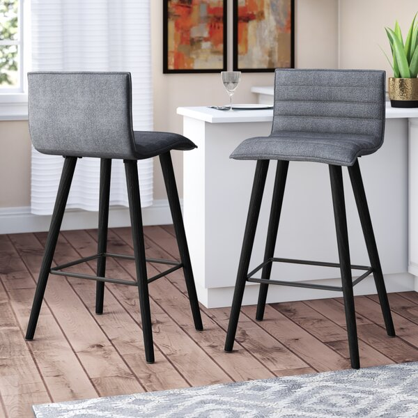 Aurora 38.6 Bar Stool (Set of 2) by Langley Street