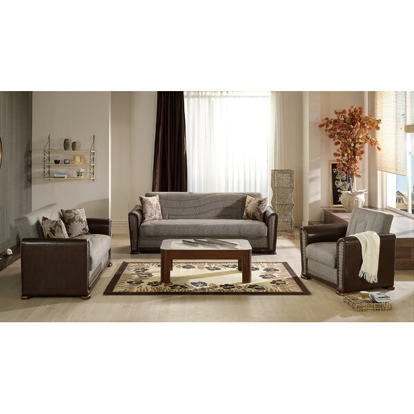 Alfa Sleeper Configurable Living Room Set by Latitude Run