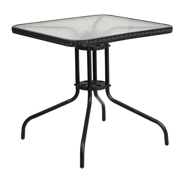 Christiane Square Bistro Table by Zipcode Design