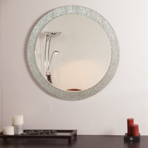 Nautical Wall Mirror coastal mirrors you'll love | wayfair