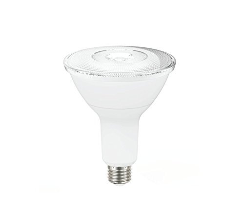 15W Frosted PAR38 E26 Light Bulb (Set of 6) by MooseLED