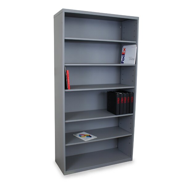 Mailroom Heavy Duty Standard Bookcase by Marvel Office Furniture