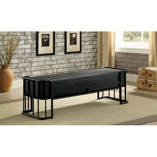 Loftus Upholstered Bench by Winston Porter