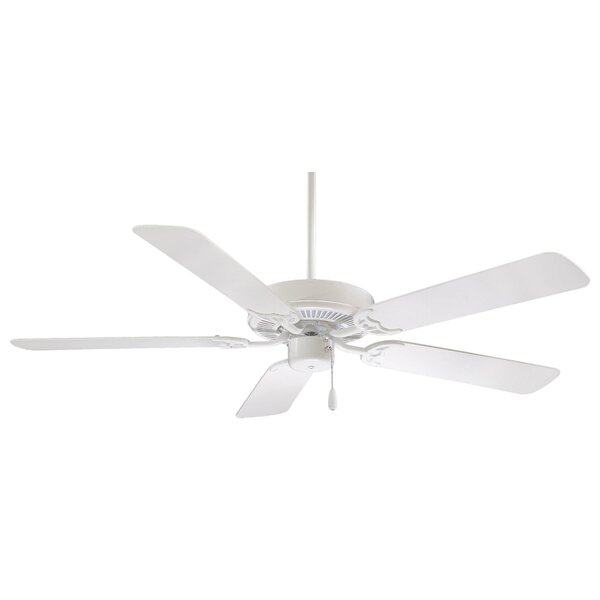 52 Contractor 5-Blade Ceiling Fan by Minka Aire