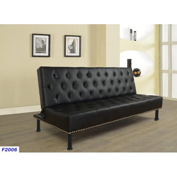 Camryn Fine Furniture Convertible Sofa by Winston Porter