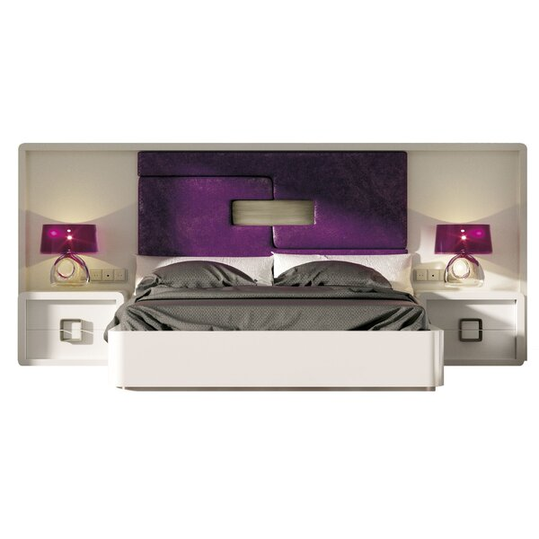 Helotes Standard 5 Piece Bedroom Set by Orren Ellis