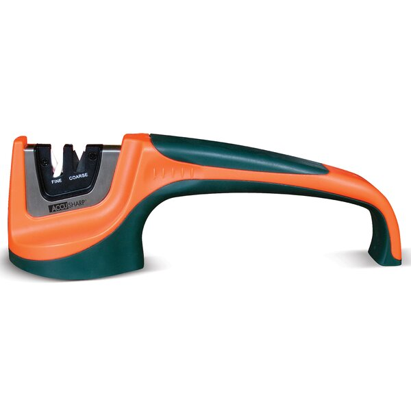 AccuSharp Pull-Through Scissor Sharpener by Fortune Products