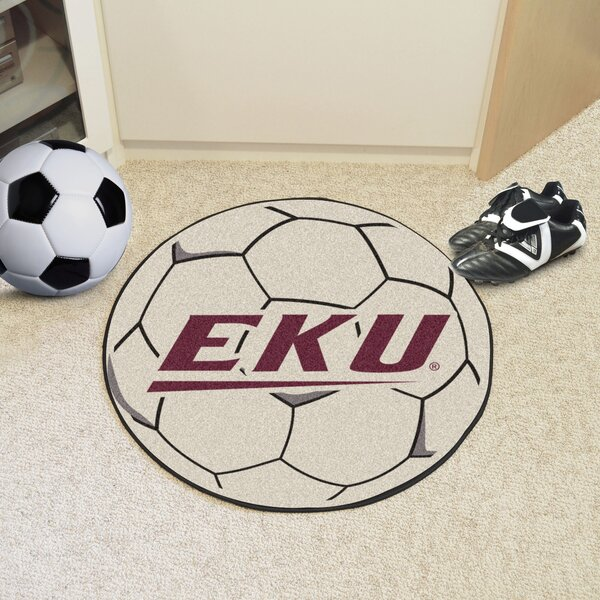 NCAA Eastern Kentucky University Soccer Ball by FANMATS