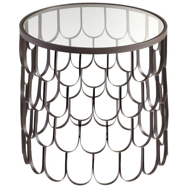 Bradley End Table by Cyan Design