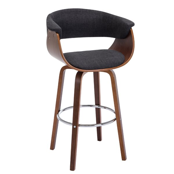 Salvador 28.5 Swivel Bar Stool by George Oliver