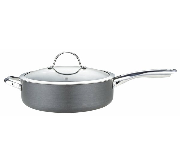 5-qt. Deep Saute Pan with Lid by Cooks Standard