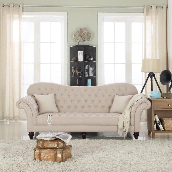 Classic Tufted Victorian Sofa Joss Main