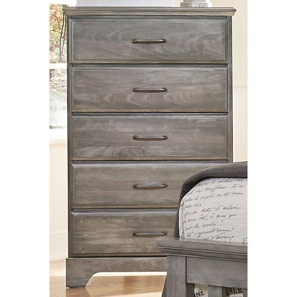 Caya 5 Drawer Chest by Gracie Oaks