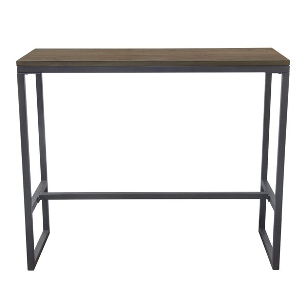 Tex Pub Table by Diamond Sofa