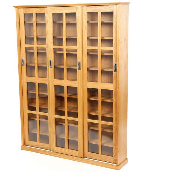 Jones Standing Multimedia Cabinet by Andover Mills