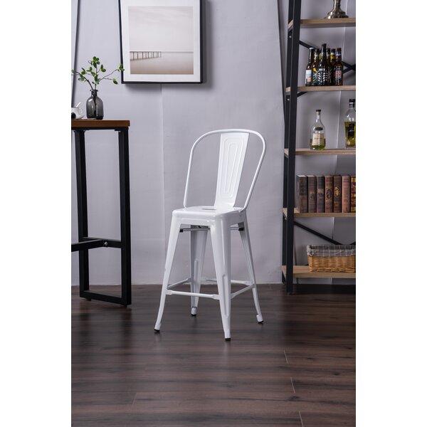 Brunot Patio Dining Chair (Set of 4) by Brayden Studio Brayden Studio