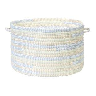 Comparison Ticking Stripe Basket ByColonial Mills