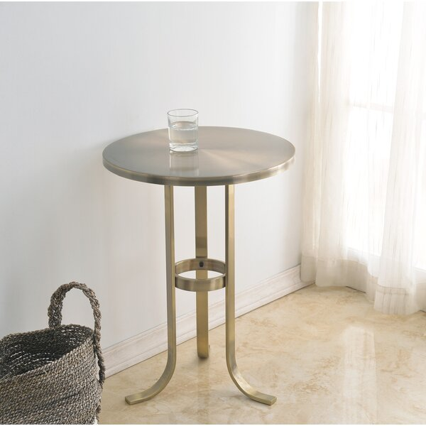 Robles End Table by Wrought Studio