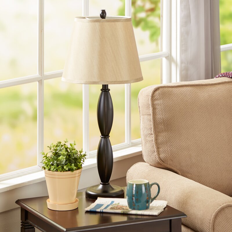 Andover mills petrey 3 piece table and floor lamp set reviews petrey 3 piece table and floor lamp set mozeypictures Images