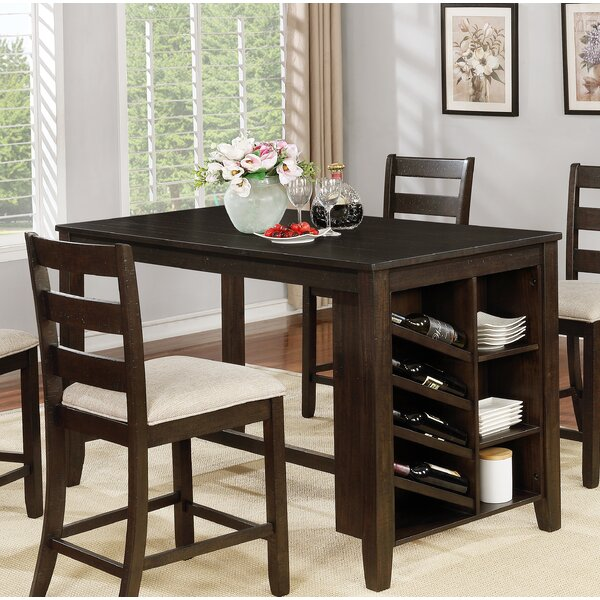 Umana Counter Height Dining Table by Gracie Oaks