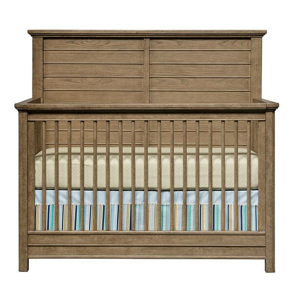 Driftwood Park Built-to-Grow 2-in-1 Convertible Crib by Stone & Leigh™ by Stanley Furniture