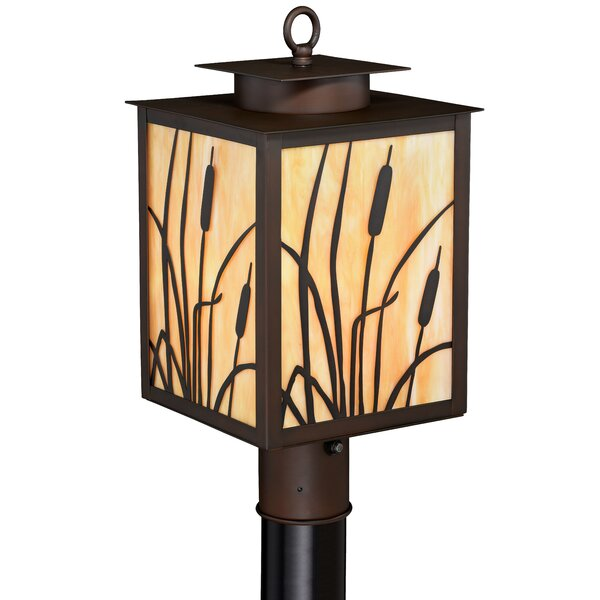 Perris Outdoor 1-Light Lantern Head by Loon Peak