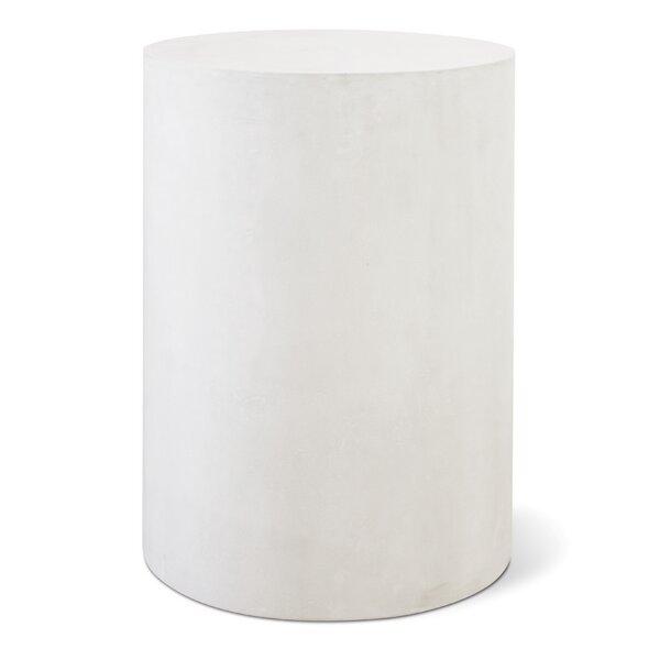 Ben Concrete Side Table by Seasonal Living