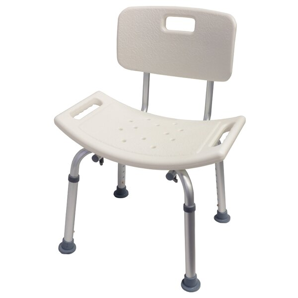 Medical Spa Shower Chair by Calhome