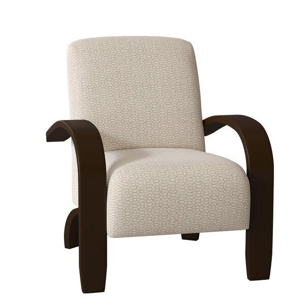 Terri 21.75-inch Armchair by Orren Ellis Orren Ellis