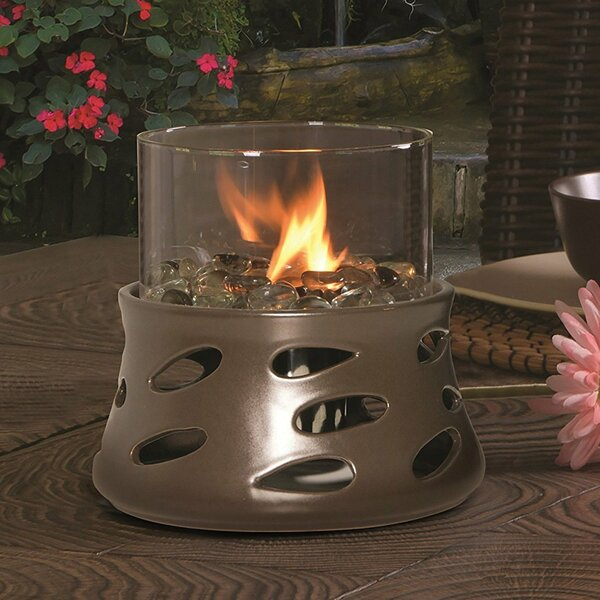 Estrella Bio-Ethanol Tabletop Fireplace by Bond Manufacturing