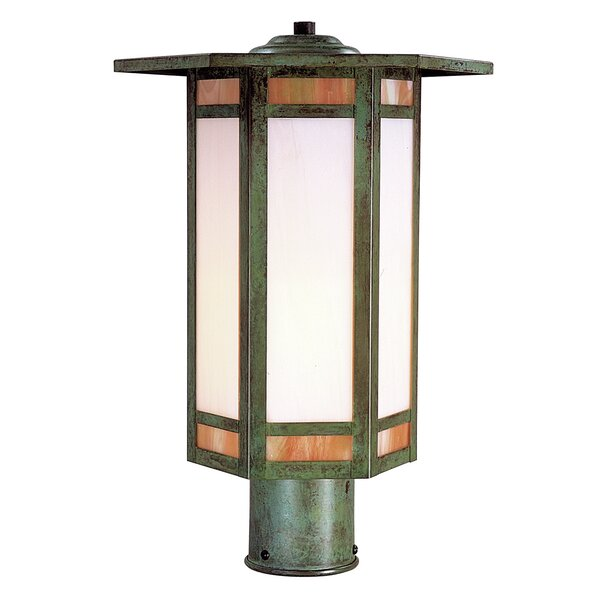 Etoile 1-Light Lantern Head by Arroyo Craftsman