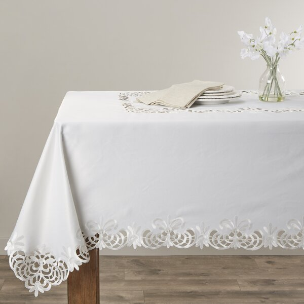 Arabella Tablecloth by Saro