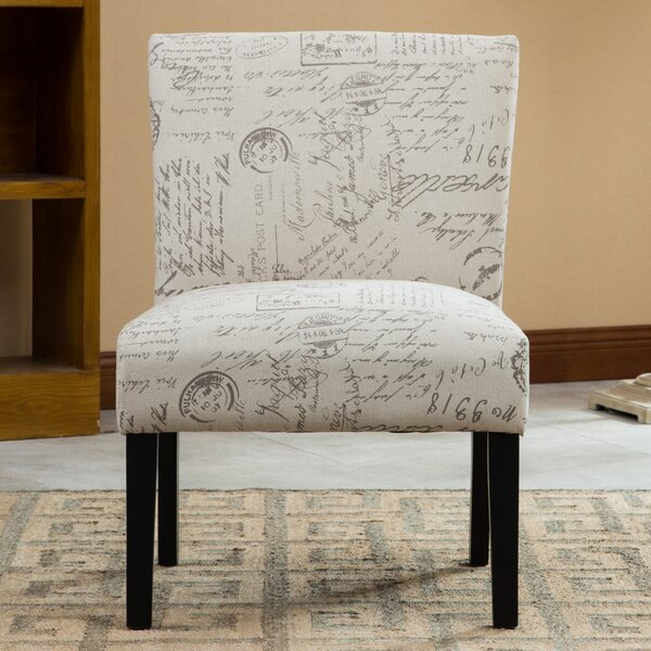 Steib Slipper Chair by Charlton Home Charlton Home
