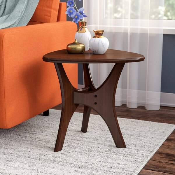 Merchant End Table by Wrought Studio