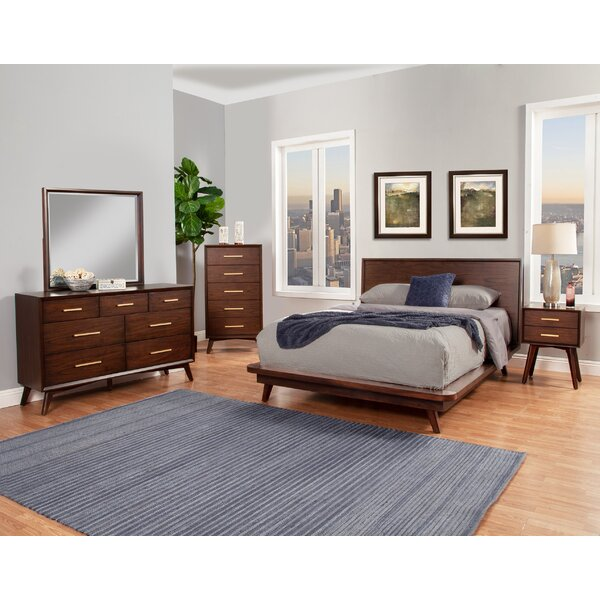 Wilbourn Platform Configurable Bedroom Set by Foundry Select