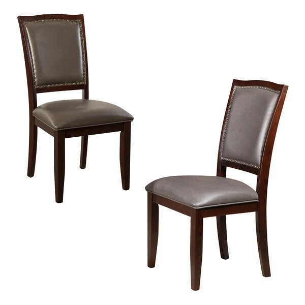 Scanlon Upholstered Dining Chair (Set of 2) by Darby Home Co