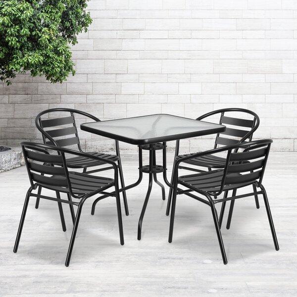 Jahiem 5 Piece Dining Set By Zipcode Design by Zipcode Design Looking for