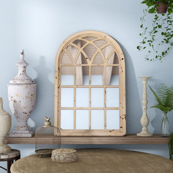 Cathedral Wall Mirror by One Allium Way