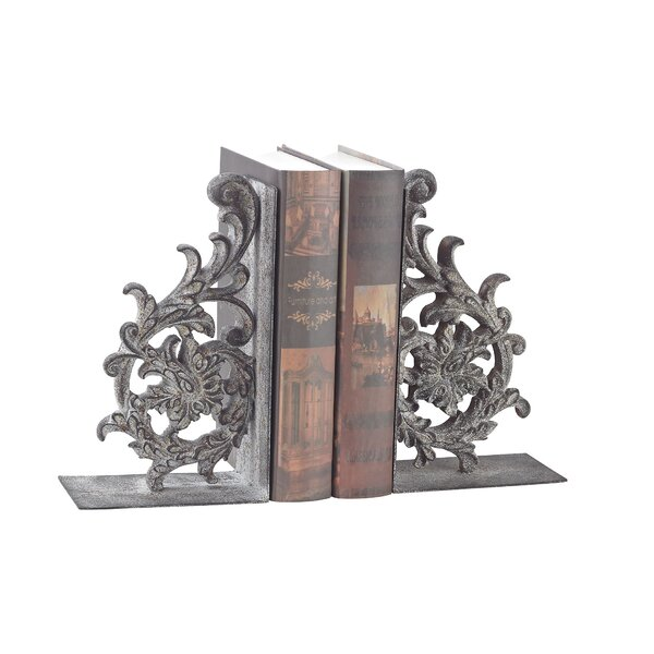 Stone Bookends (Set of 2) by Astoria Grand