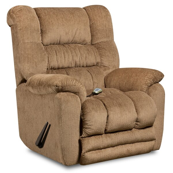 Seay Manual Rocker Recliner by Darby Home Co