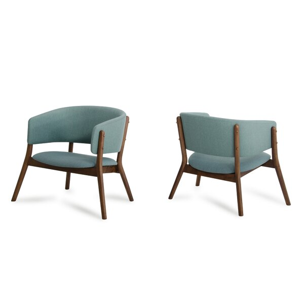 Ogden Barrel Chair (Set of 2) by Corrigan Studio